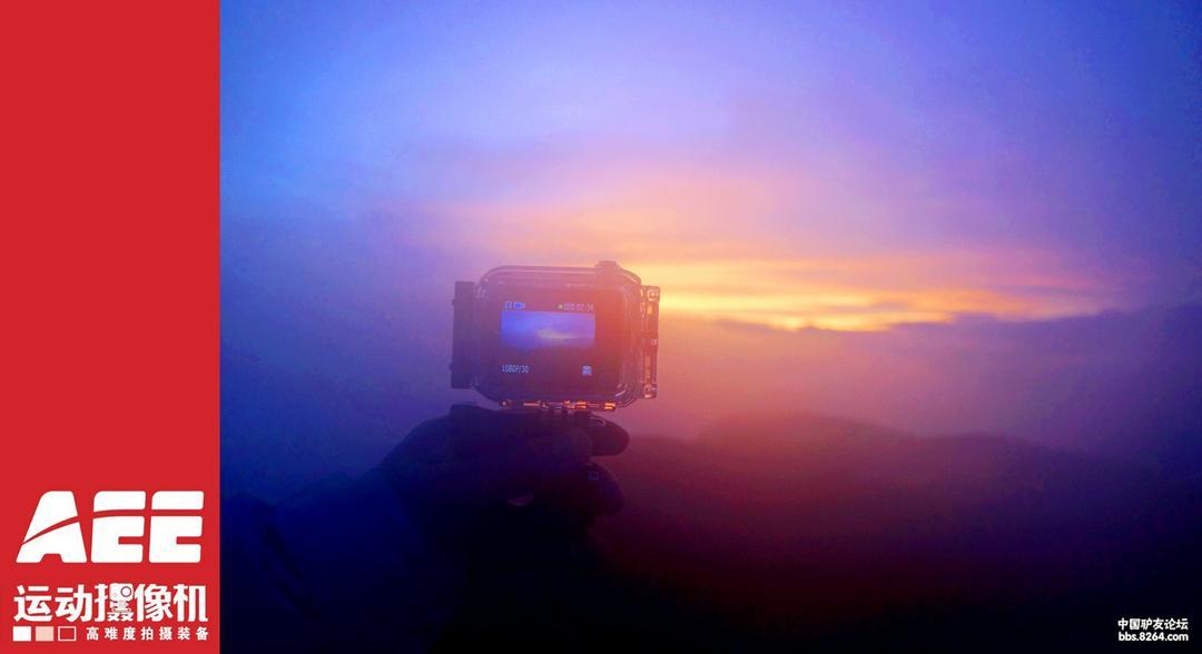 轻松拍摄,记录不凡——AEE运动摄像机特种兵系列S51测评报告