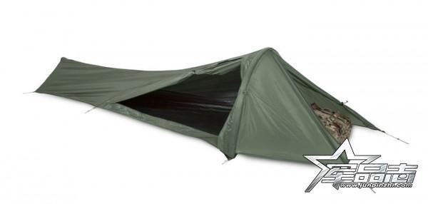 直接打气就能用:NEMO Sabre SE单兵野营帐篷
