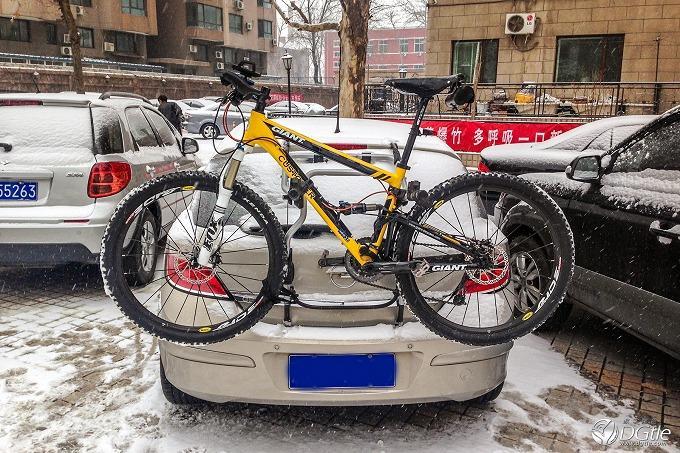 越玩越野 — 雪天山地越野骑行全记录