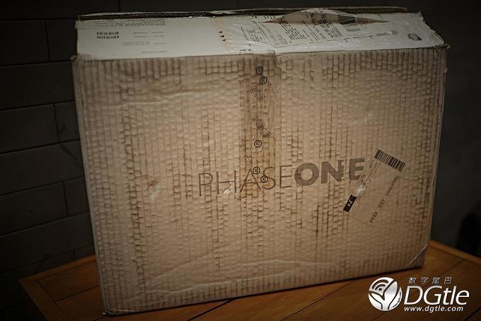 极致画质 4000 万像素 — Phaseone 飞思 IQ140 套机开箱