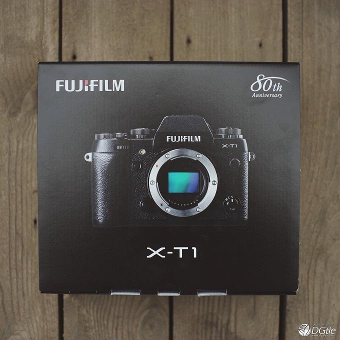 耄耋80大寿献礼 — Fuji XT1 开箱