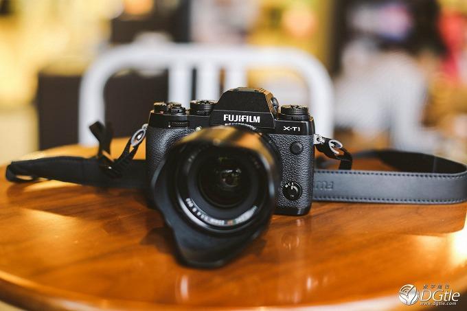 复古专业操控 — Fujifilm X-T1 体验