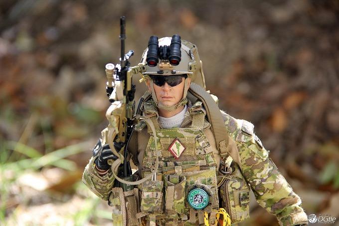 SoldierStory — 美国空军USAF PJ B开箱分享