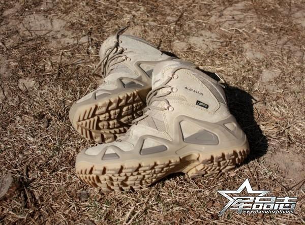 LOWA Zephyr GTX:来自德国的徒步靴