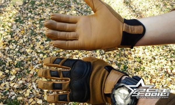 防护性能突出!5.11HardTime战术手套