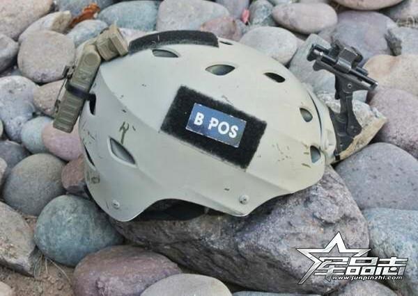亮点在于灵活:PT A-Bravo伞降头盔