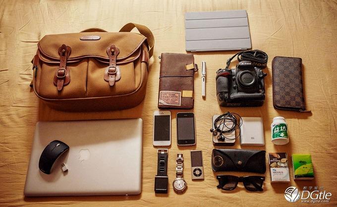#晒装备#穿行在城市中一直陪伴我的背包
