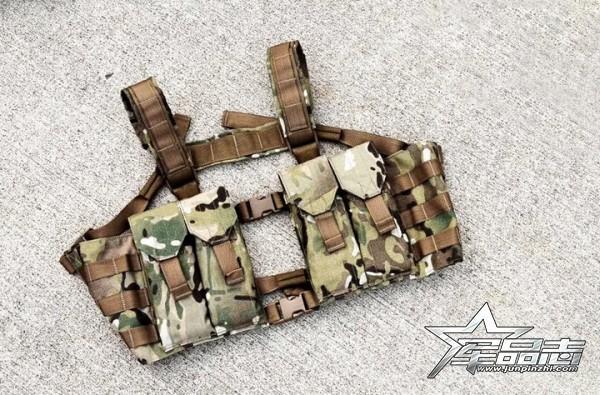 AR枪系专用:Swamp Fox MKII战术胸挂