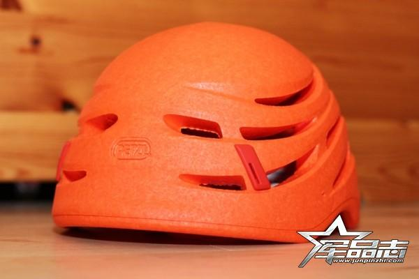 超轻量化理念:Petzl Sirocco攀岩头盔