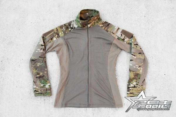 创新开襟设计:Direct Action青蛙衫