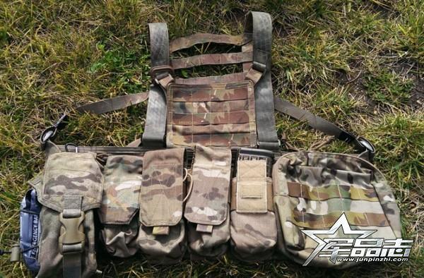 短途侦查神器:SORD CTR战术胸挂