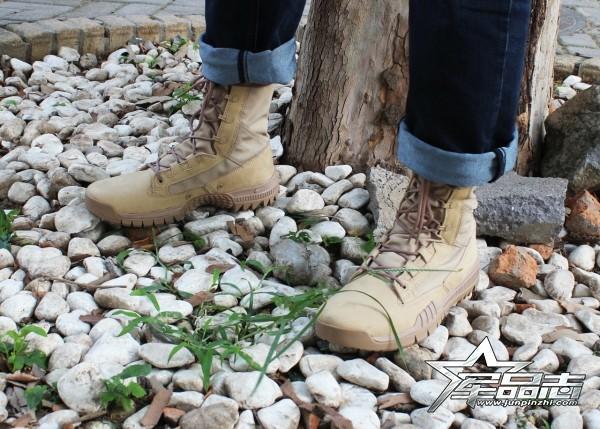 变重的最轻军靴(2):Nike SFB二代轻型靴体验