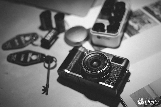 东瀛の工匠情怀 — 木头聊 Fujifilm X100T