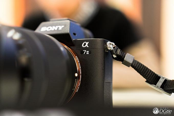 黑科技五轴防抖全幅 — SONY a7 Ⅱ 体验