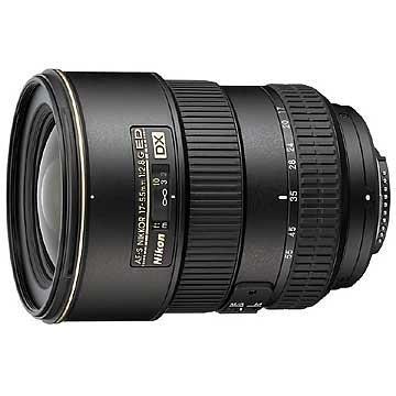 Nikon 尼康 AF-S DX 17-55mm/F2.8G IF ED 镜头