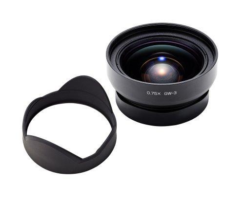 Amazon.co.jp: RICOH GR用ワイドコンバージョンレンズ GW-3 21mm ラバーフード付属 175780: カメラ・ビデオ