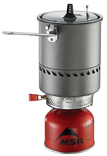 Amazon.com : MSR Reactor Stove, 1.7-Liter : Backpacking Stoves : Sports & Outdoors
