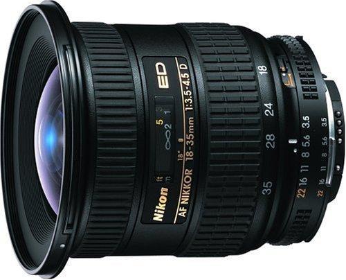Amazon.co.jp: Nikon AF ズームニッコール ED18-35 F3.5-4.5D (IF): カメラ・ビデオ