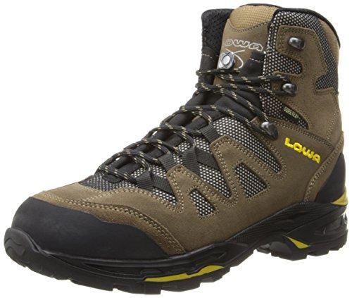 LOWA Khumbu II GTX Trekking 男士防水徒步靴