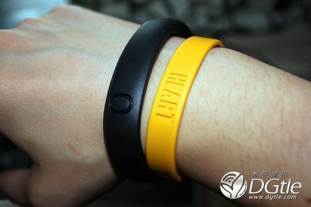 翻滚吧-nike+fuelband初体验