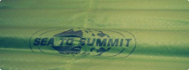 SEA TO SUMMIT Ultra-Sil Dry Sacks 4L防水袋评测