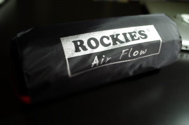 红色六管床 Rockies Air Flow充气垫开箱照