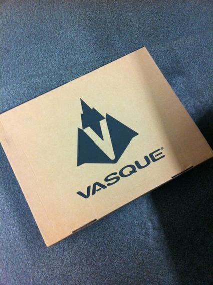 Vasque Men's Breeze GTX 徒步靴开箱