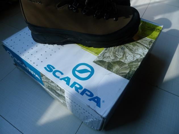 Scarpa Ladakh 徒步鞋中的战斗机!