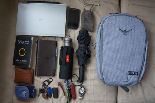 Ipad的绝配小清新,Osprey 2013夏季款Cyber Port双肩包