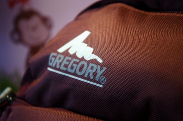 Gregory border 35 开箱&测评