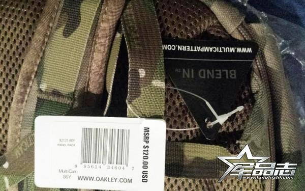 "源于""艾利之书"":Oakley SI Panel背包"