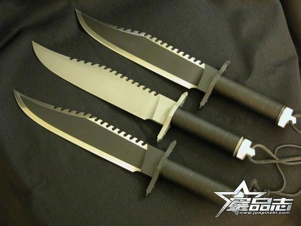 匕首和折刀的故事:为什么是战术刀