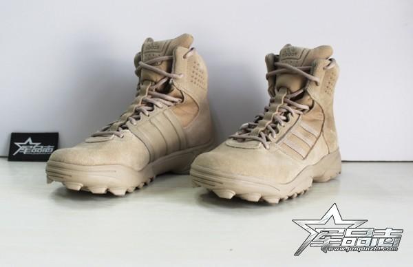 阿迪达斯GSG-9.3沙漠靴测评