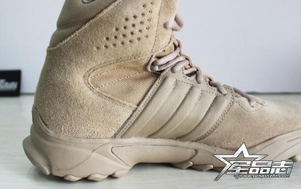 阿迪达斯GSG-9.3沙漠靴测评(1):开箱