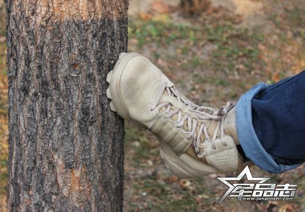 阿迪达斯GSG-9.3沙漠靴测评(2):实测