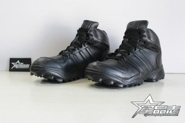 ADIDAS阿迪达斯GSG-9.4军靴测评