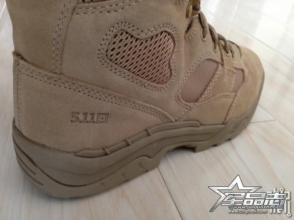 5.11 8寸轻便战术沙漠靴简单测评(转)