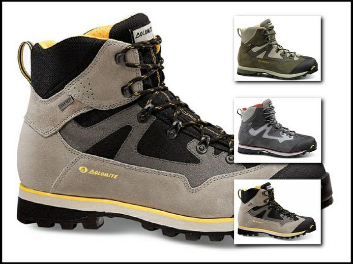 登哈巴雪山经冰雪考验--DOLOMITE登山鞋测评!
