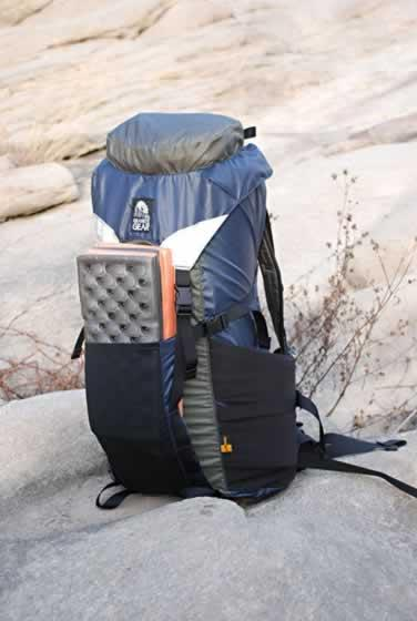GRANITE GEAR Adventure Travel Pack1900花岗岩新包测评