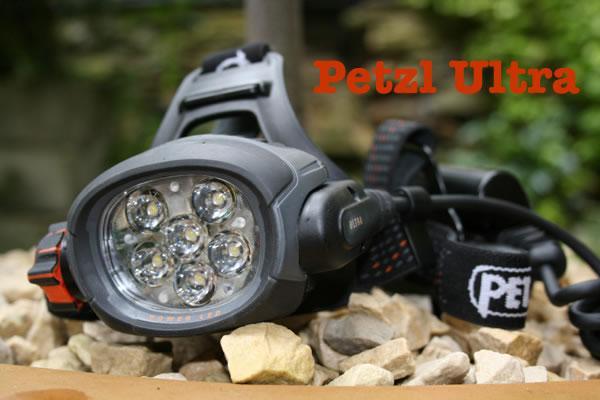 黑暗骑士-Petzl Ultra超亮头灯