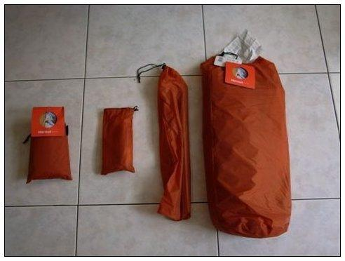Marmot Aeros 3P Tent使用心得分享