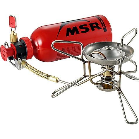 爱上MSR Whisperlite耳语油炉