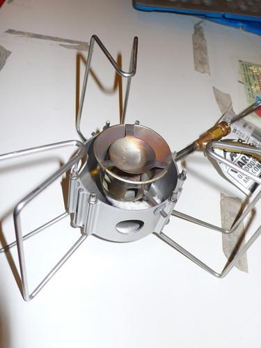 MSR dragonfly腐败用蜻蜓油炉测