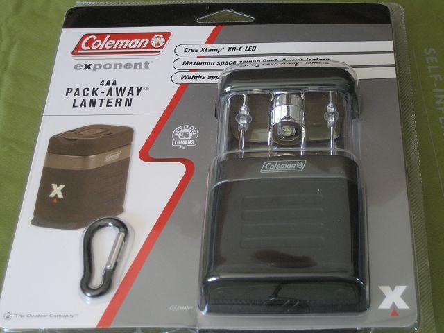 4AA Pack-Away Lantern便携营灯评测报告
