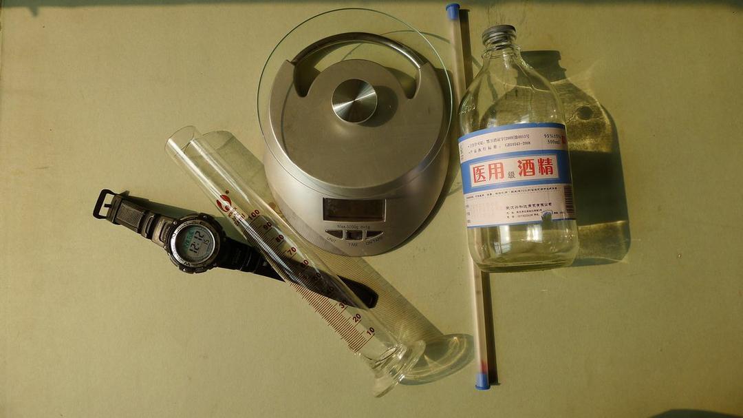 关于酒精炉、油炉、气炉的使用测试对比分析
