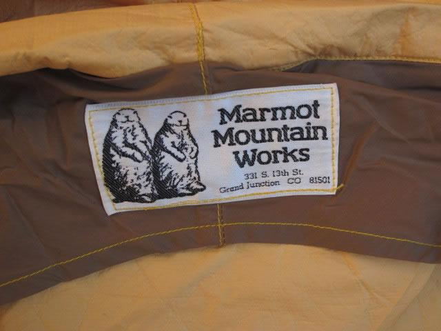 Marmot Mountain Works 轻量化单人单层露营帐篷 BURROW
