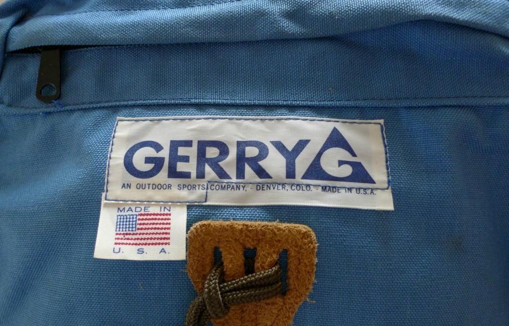 GERRY经典软背负大背包赏析