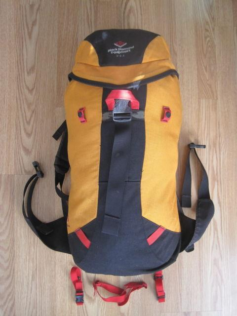 Black Diamond Equipment STONE 36L 轻量攀登背包