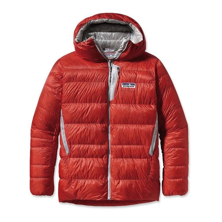 Patagonia Encapsil Down Belay Parka 简评和启示