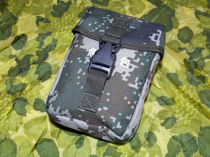 传说中PLA的新式单兵急救包